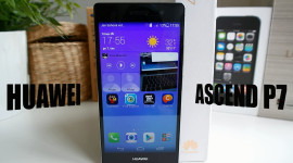 Huawei Ascend P7 – videopohled