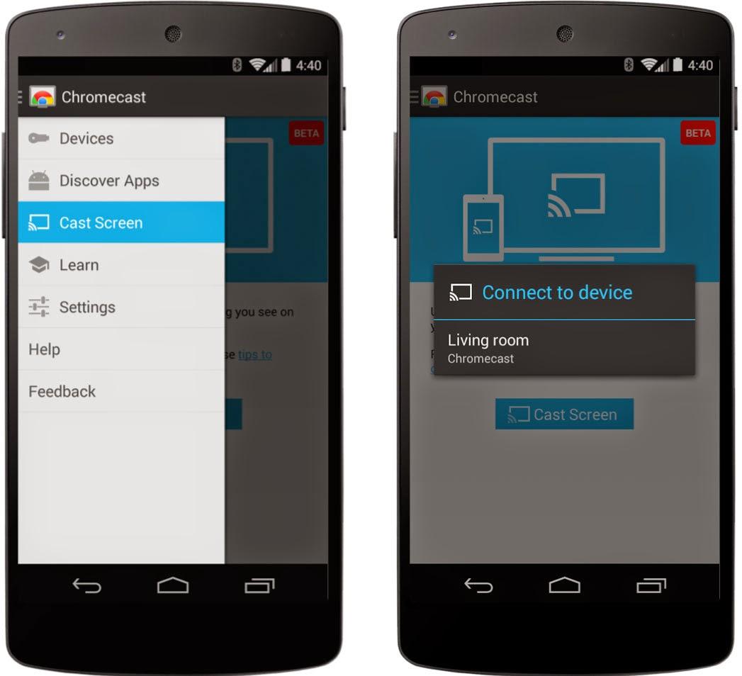 Chromecast – zrcadlení obrazu smartphonu do TV díky nové aktualizaci [aktualizováno]