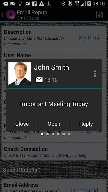 Email Popup – zjednodušte si práci s emaily