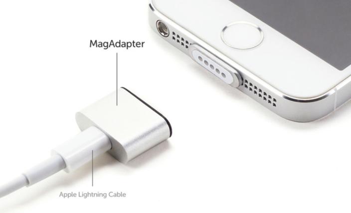 Kampaň na Kickstarteru slibuje Magsafe pro iPhone