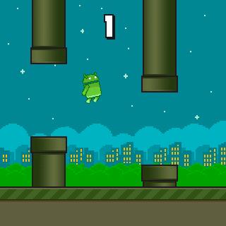 Flappy Bird si už můžete zahrát i na hodinkách s Android Wear
