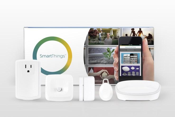 Samsung chce údajně koupit společnost SmartThings