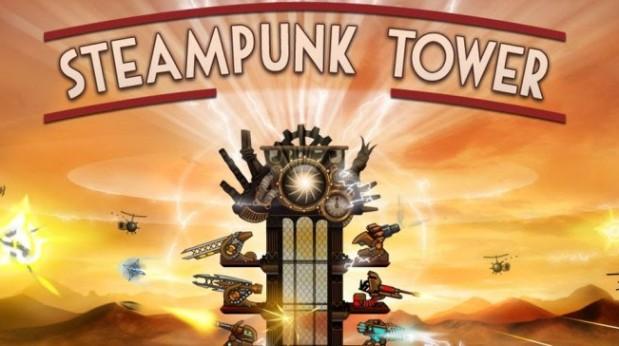 Steampunk Tower – ochraňte svou parověž