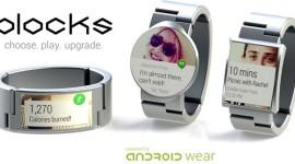 Chytré hodinky jako modulární zařízení