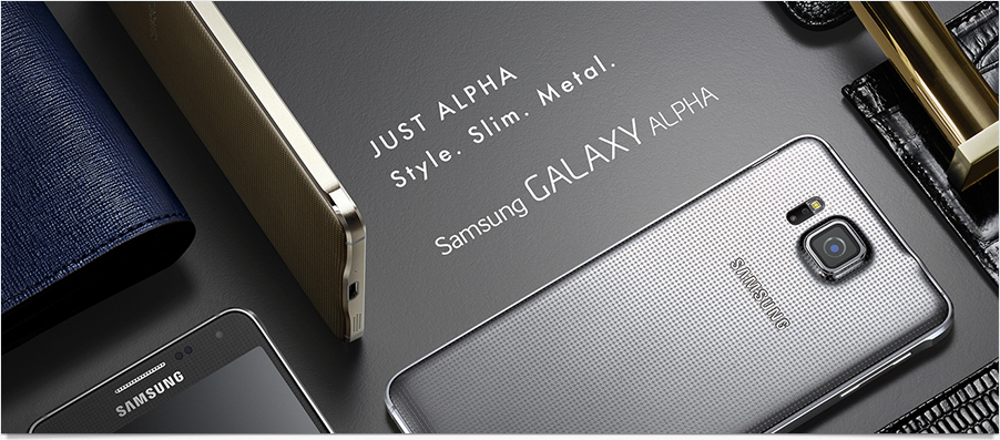 Samsung Galaxy Alpha – známe cenu [aktualizováno]