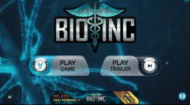 Ukažte sílu nákazy na jednotlivci v Bio Inc.