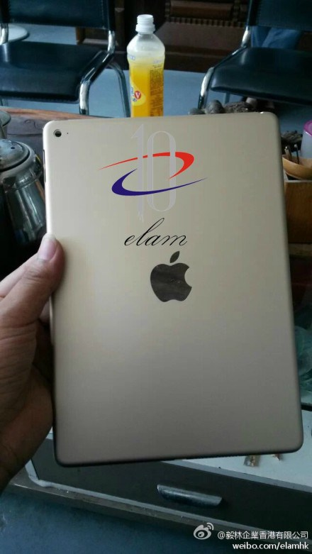 Tělo iPadu Air 2 se ukazuje na prvních snímcích