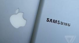 Apple a Samsung – snížení počtu soudních sporů mimo území USA