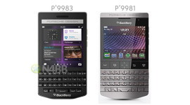BlackBerry chystá model Porsche Design P9983