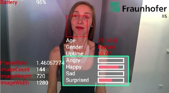 Aplikace pro Google Glass dokáže rozpoznat lidské emoce