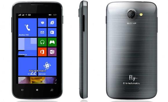 Fly Era: levný Windows Phone z Anglie
