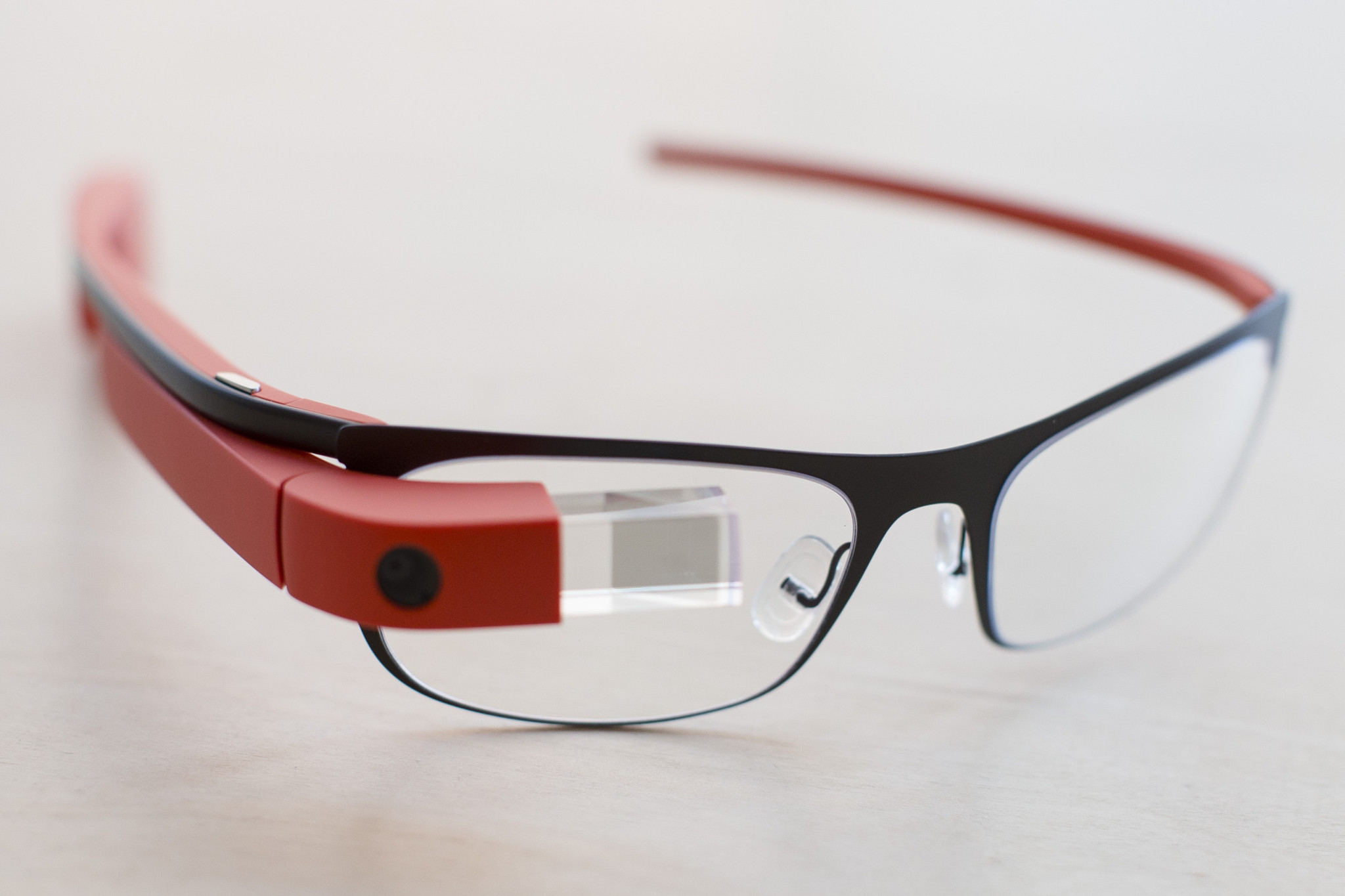 Nový design Google Glass?