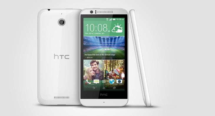 HTC Desire 510 – připraveno na 64bitovou éru