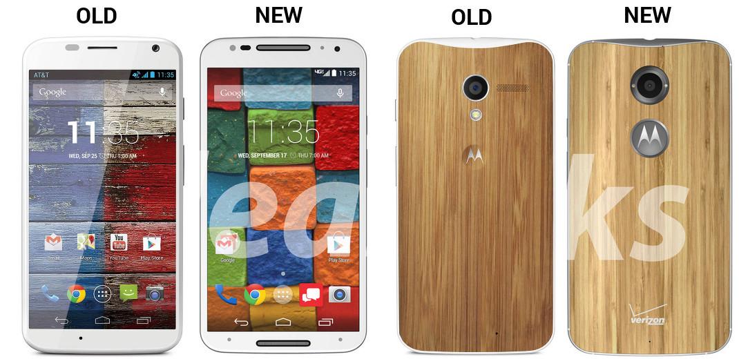 Nový vzhled Moto X (X+1)