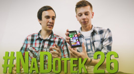 Na Dotek #26 - Chceme starý Foursquare + Nokia Lumia 930