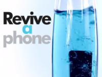 Reviveaphone – tekutina napomůže oživit utopený mobil