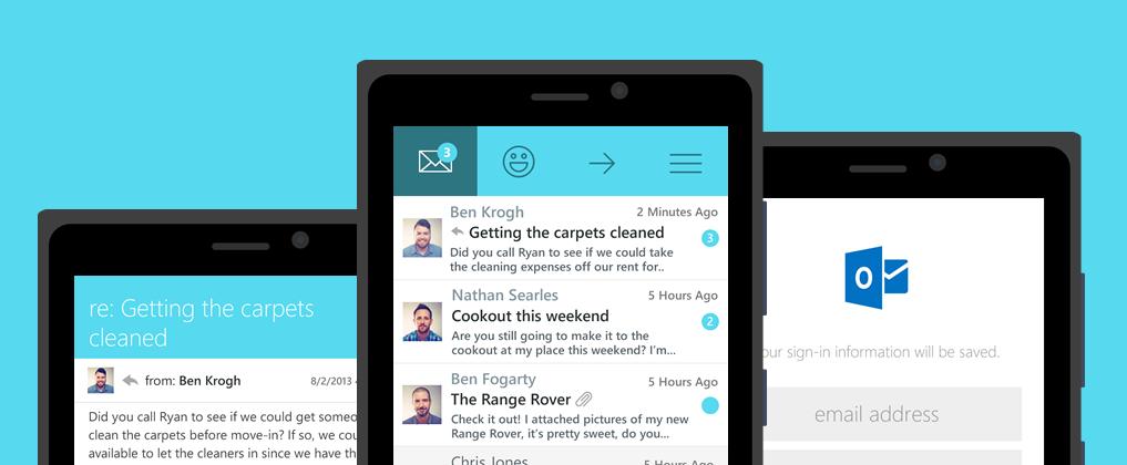 Maestro je připravovaný Gmail a Outlook klient pro Windows Phone, zaujme funkcemi i vzhledem