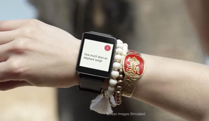 Google vypustil reklamy na Android Wear