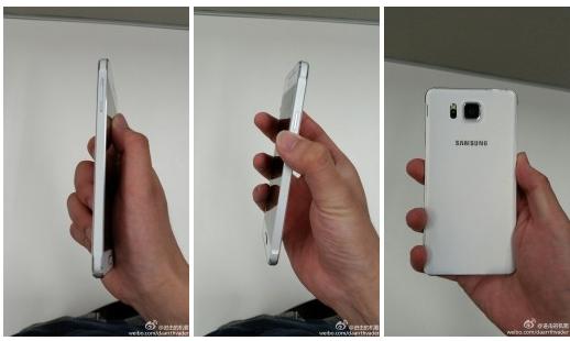 Samsung Galaxy Alpha na dalších fotografiích [aktualizováno]