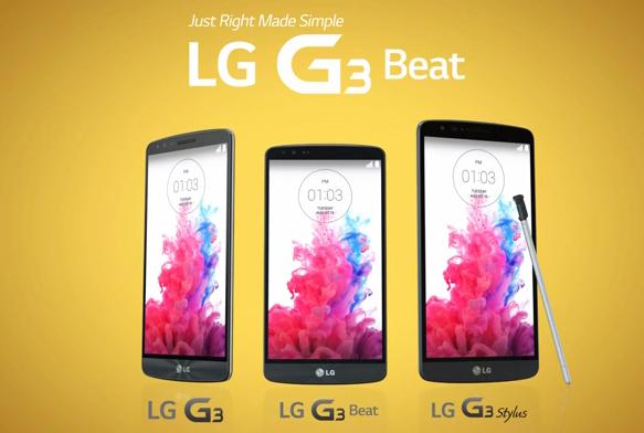 LG připravuje model G3 Stylus