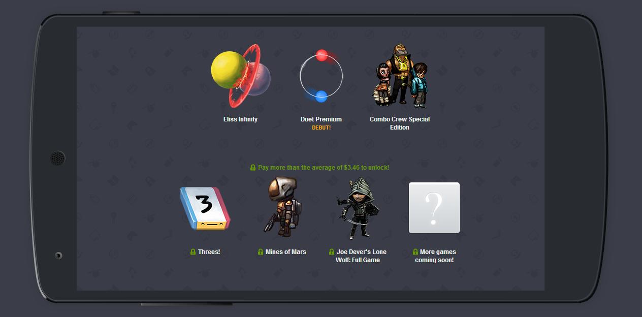 Humble Mobile Bundle 6 – dávka her za cenu, kterou si určíte sami [aktualizováno]