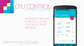 S CPU Control zkrotíte svůj procesor [Android, root]
