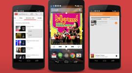 Youtube a Hudba Google Play – aktualizace přináší drobná vylepšení
