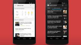 Zprávy a počasí Google – už i pro iOS [aktualizováno]