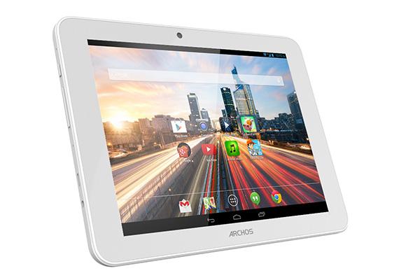 Archos 80 Helium 4G – Tablet s LTE za nízkou cenu
