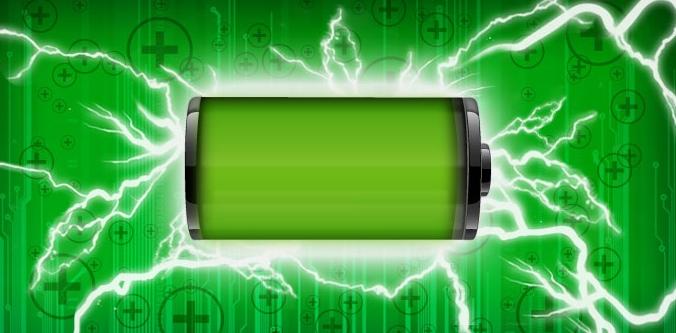 Stav baterie může sloužit ke sledování uživatelů
