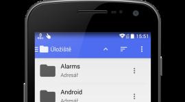Cabinet pro Android je nový správce souborů s prvky Material Designu