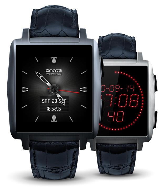 Chytré hodinky Omate X jsou oficiálně v předprodeji