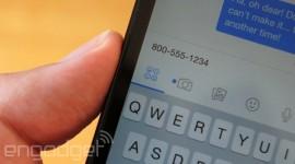 Chyba některých aplikací na iPhonu způsobuje volání bez zeptání