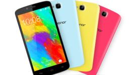 Huawei Honor 3C Play – pestrobarevná novinka