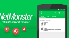 NetMonster – zkontrolujte síť svého operátora [představujeme]