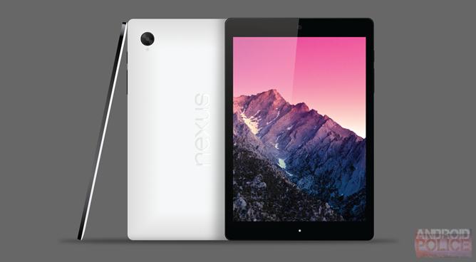 HTC Nexus 9 na prvním snímku? [aktualizováno]