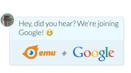 Google koupil Emu – chytrý messenger