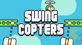 Swing Copters ke stažení pro iOS a Android [aktualizováno]