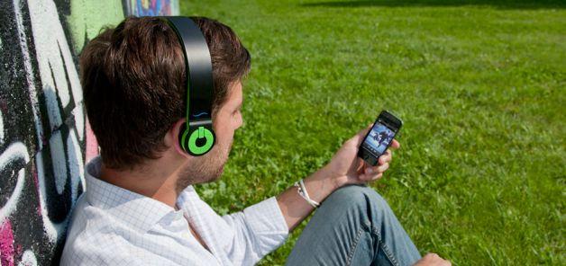 hi-Edo bezdrátová sluchátka s mikrofonem [recenze]