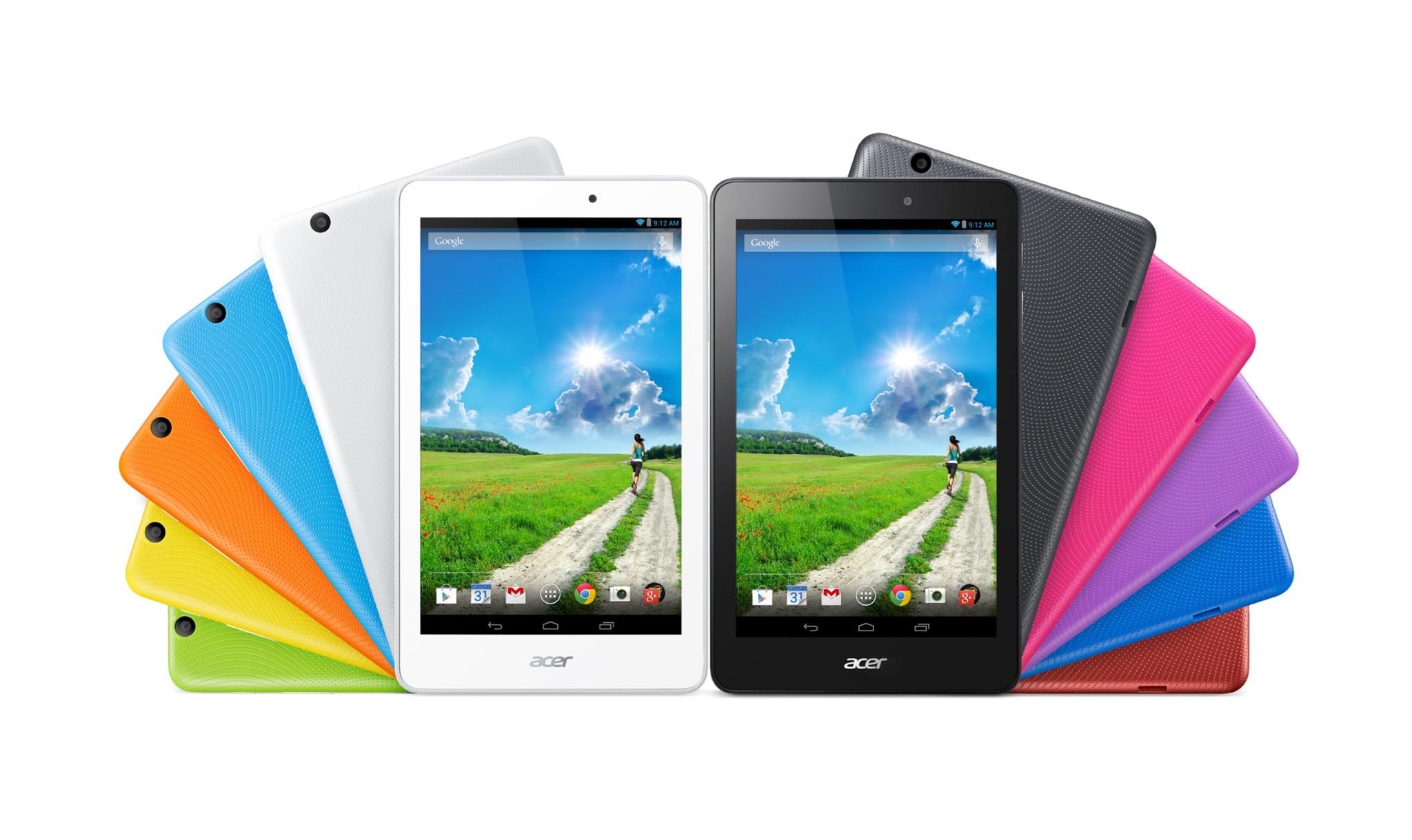 Acer rozšířuje modelovou řadu Iconia