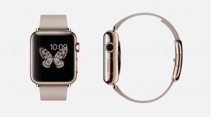 Apple Watch zlaté