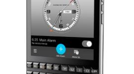 BlackBerry odtajnilo luxusní Porsche Design P'9983