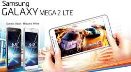 Samsungu v Thajsku představil Galaxy Mega 2