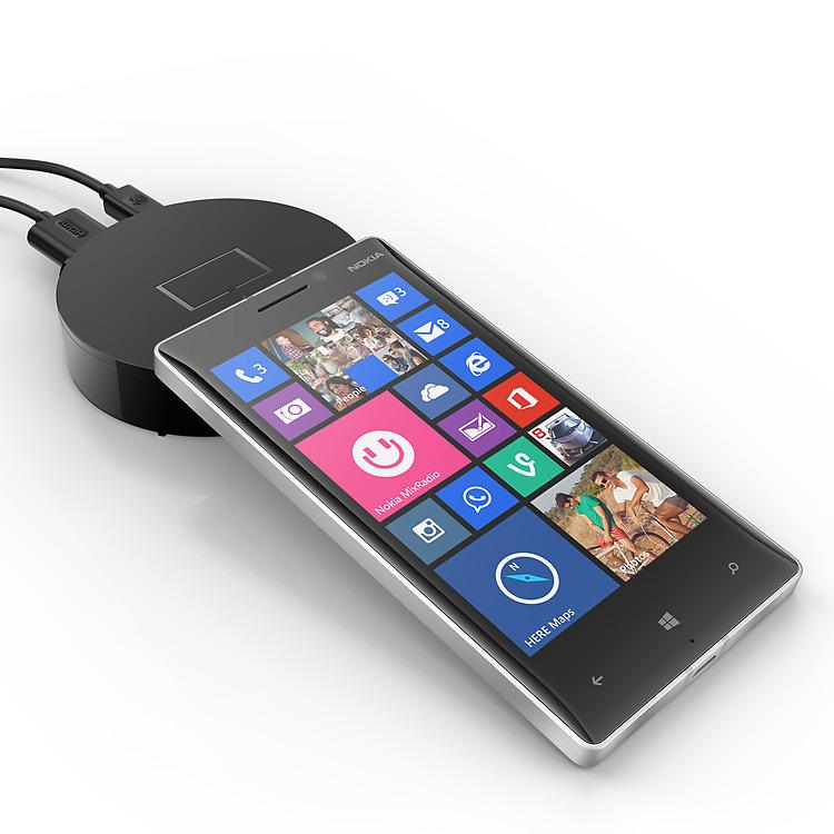 Microsoft představil zařízení pro sdílení obrazovky a nabíjení