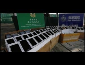 Hong Kong Police iPhone 6