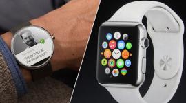 Apple Watch vs. Moto 360 – porovnání vzhledů prostředí