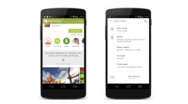 Obchod Play zobrazuje cenu in-app nákupů [aktualizováno]