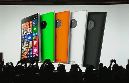 Microsoft uvedl Lumie 730 a 830