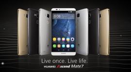 Huawei uvedlo Ascend G7 a Ascend Mate7