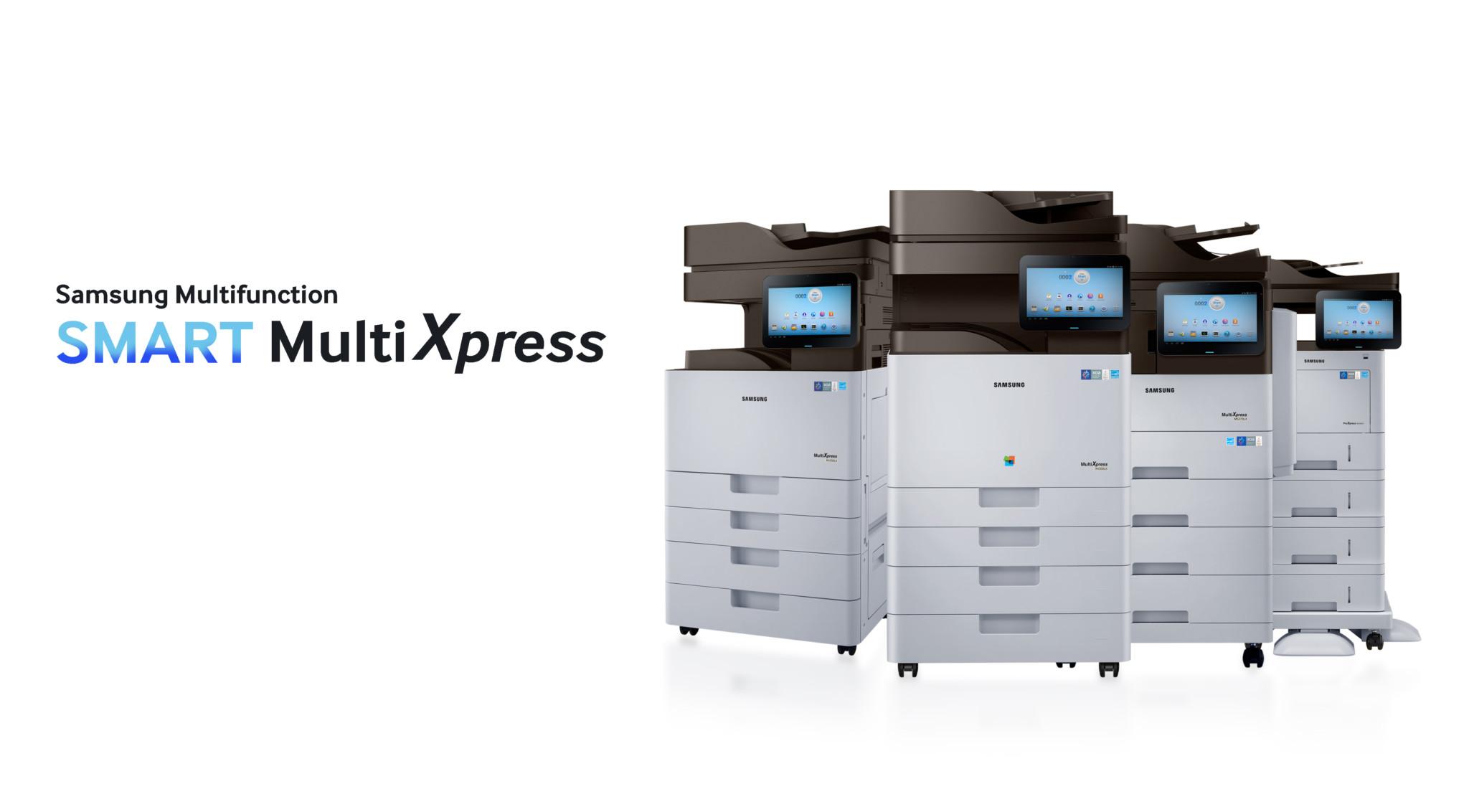 Samsung má první tiskárny s Androidem